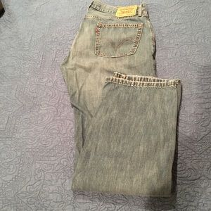 Levi's 505 straight fit Jeans Size 36/32